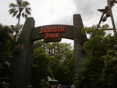 Island Of Adventure Jurassic Park