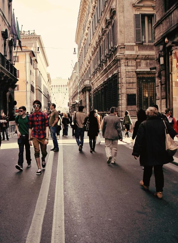 Rua Via del Corso