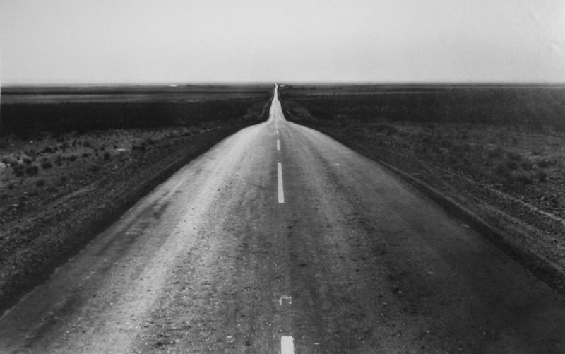 Dorothea Lange The Road West, New Mexico, 1938 [EHG 213]